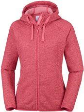 COLUMBIA PACIFIC POINT FULL ZIP HOODIE DAMES
