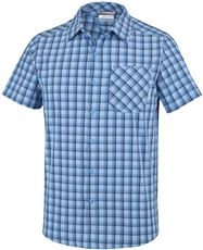COLUMBIA TRIPLE CANYON SHORT SLEEVE OVERHEMD HEREN