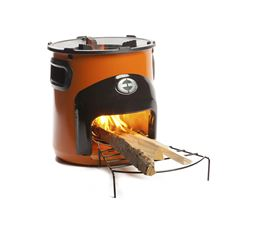 COOX ROCKET STOVE ORANGE