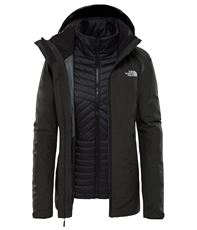 THE NORTH FACE INLUX TRICLIMATE 3:1 JAS DAMES