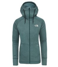 THE NORTH FACE HIKESTELLER LANGE RITS FLEECE DAMES
