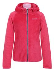ICEPEAK RUBY JR LANGE RITS FLEECE MEISJES