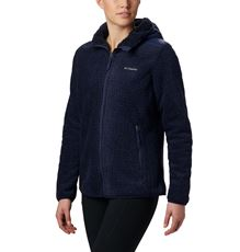 COLUMBIA WINTER PASS PRINT FLEECEVEST DAMES