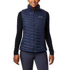 COLUMBIA POWDER LITE BODYWARMER DAMES
