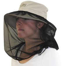 TRAVELSAFE MOSQUITO SUNHAT