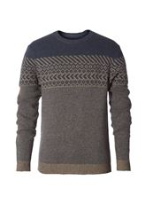 ROYAL ROBBINS BANFF NOVELTY SWEATER HEREN