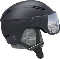 SALOMON ICON 2 VISOR HELM DAMES