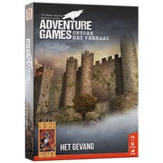 999 GAMES ADVENTURE GAMES HET GEVANG