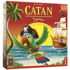 999 GAMES CATAN JUNIOR