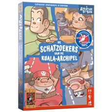 999 GAMES ADVENTURE BY BOOK DE SCHATZOEKERS VAN DE KUALA-ARCHIPEL