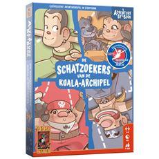 999 GAMES ADVENTURE BY BOOK DE SCHATZOEKERS VAN DE KUALA-ARCHIPEL