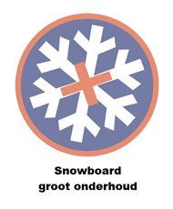 DR. WAX SNOWBOARD GROOT ONDERHOUD