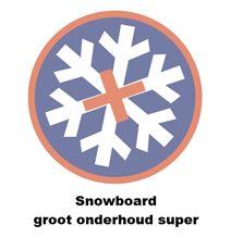 DR. WAX SNOWBOARD GROOT ONDERHOUD SUPER