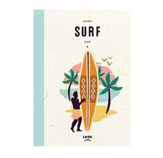 SNOR POCKET SURFBOEK