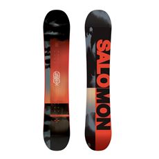SALOMON PULSE SNOWBOARD + PACT BINDINGEN HEREN