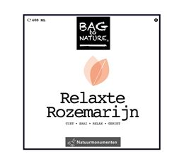 BAG TO NATURE RELAXTE ROZEMARIJN
