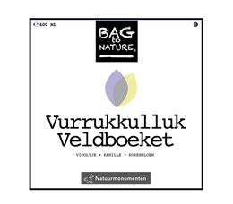 BAG TO NATURE VURRUKKULLUK VELDBOEKET
