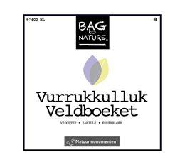 BAG TO NATURE VURRUKKULLUK VELDBOEKET