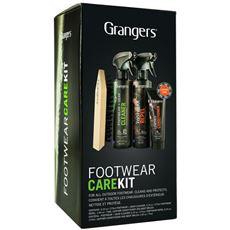 GRANGERS FOOTWEAR CLEAN & PROOF KIT