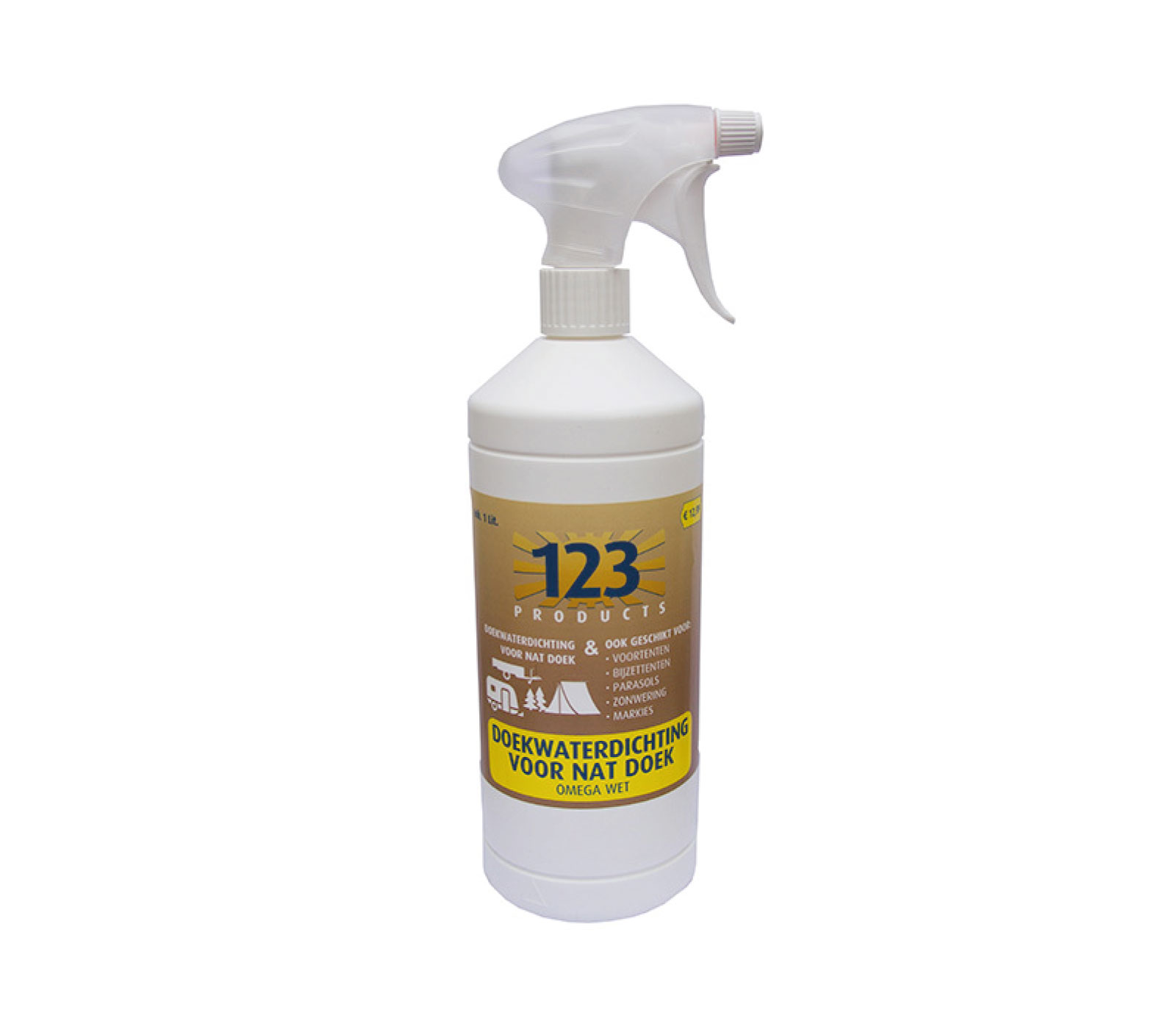 123 Omega Wet Waterdichting 1l