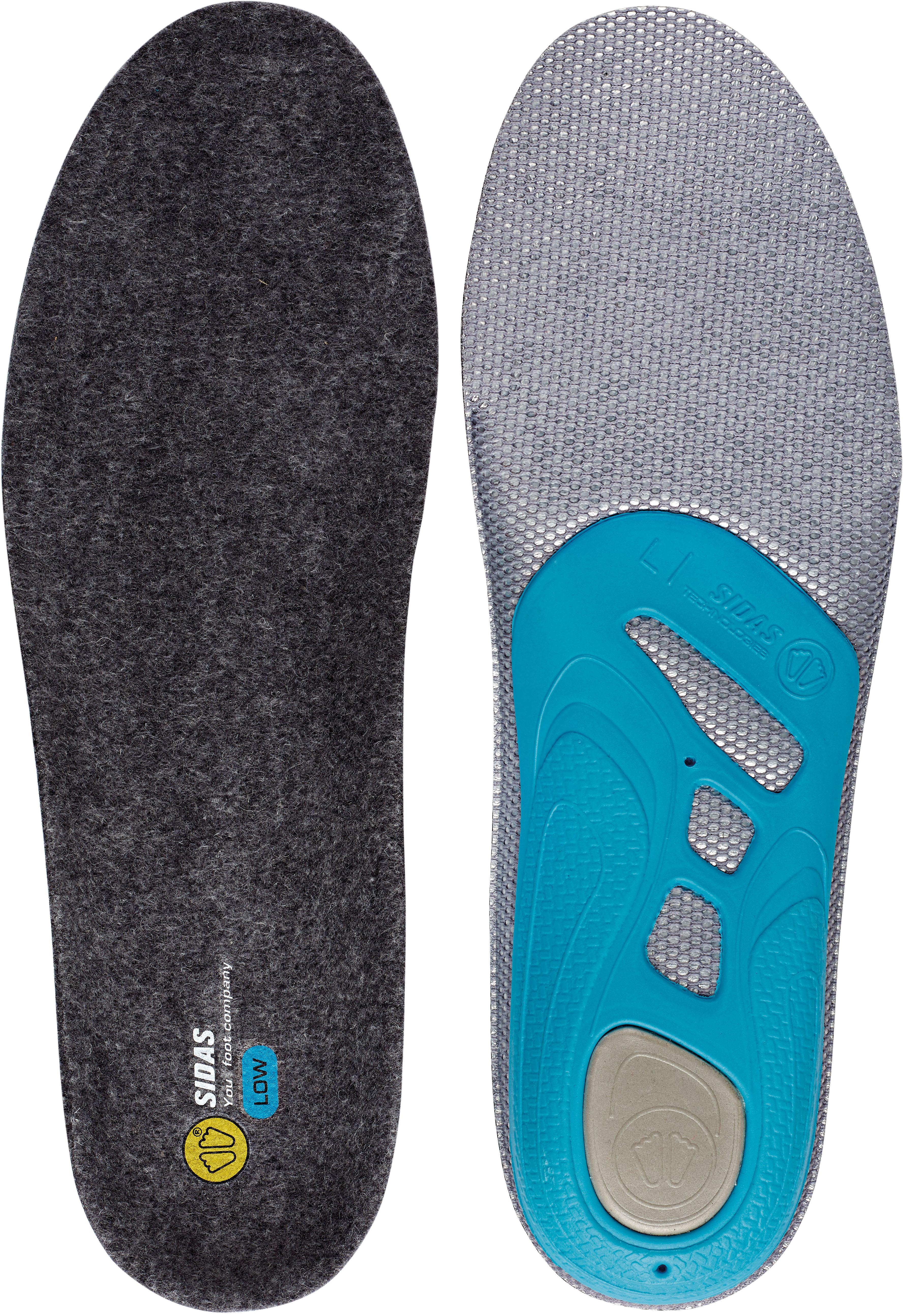 Sidas 3 Feet Merino Low