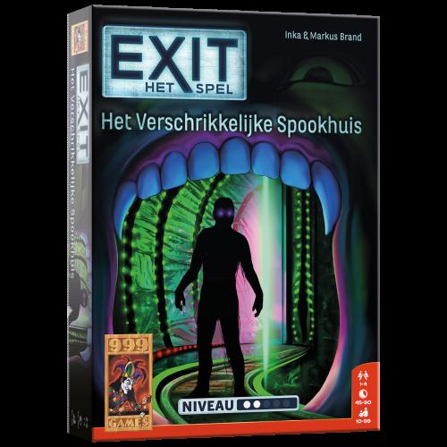 999 Games Exit Het Verschrikkelijke Spookhuis
