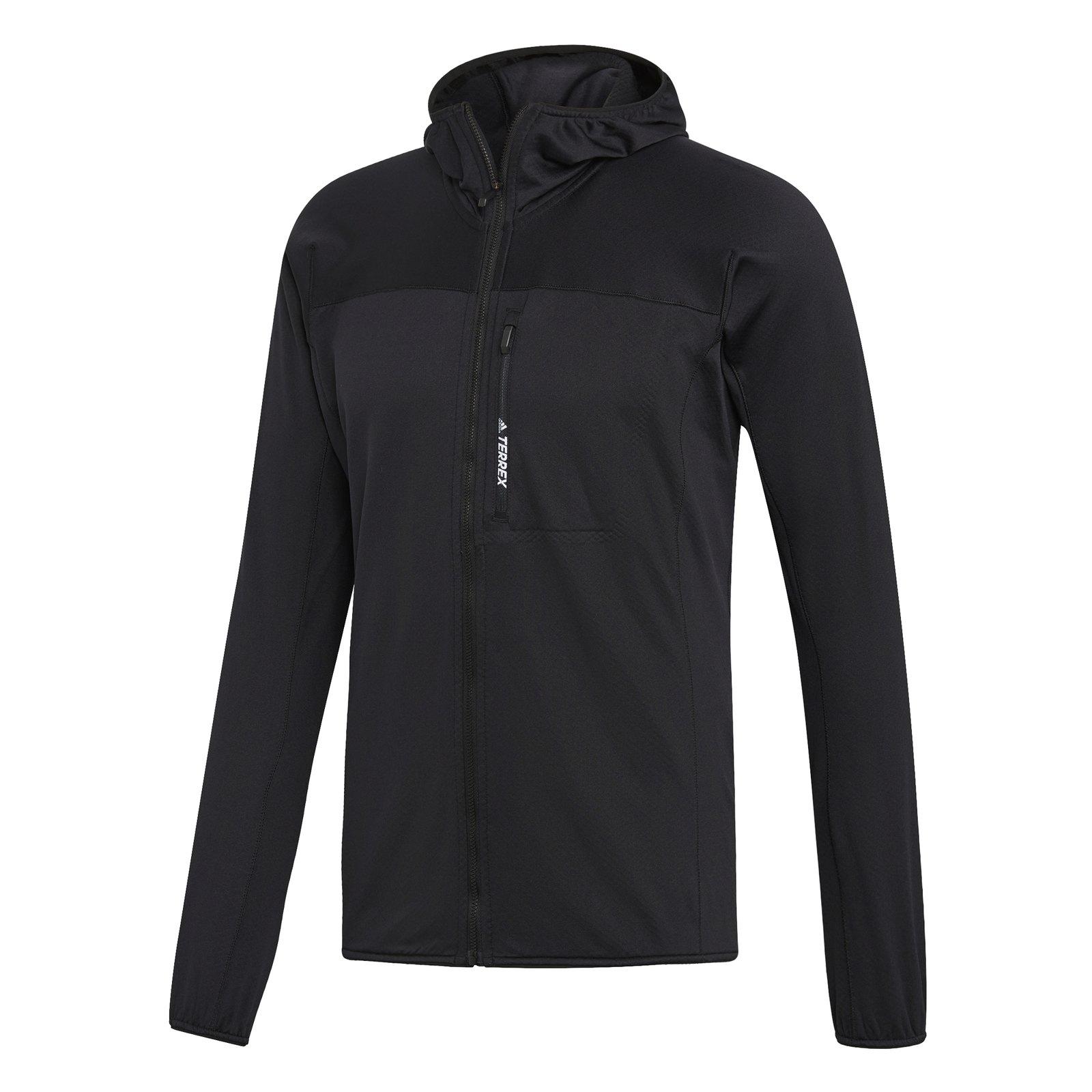 Adidas Terrex Tracerocker Hooded Fleece Heren