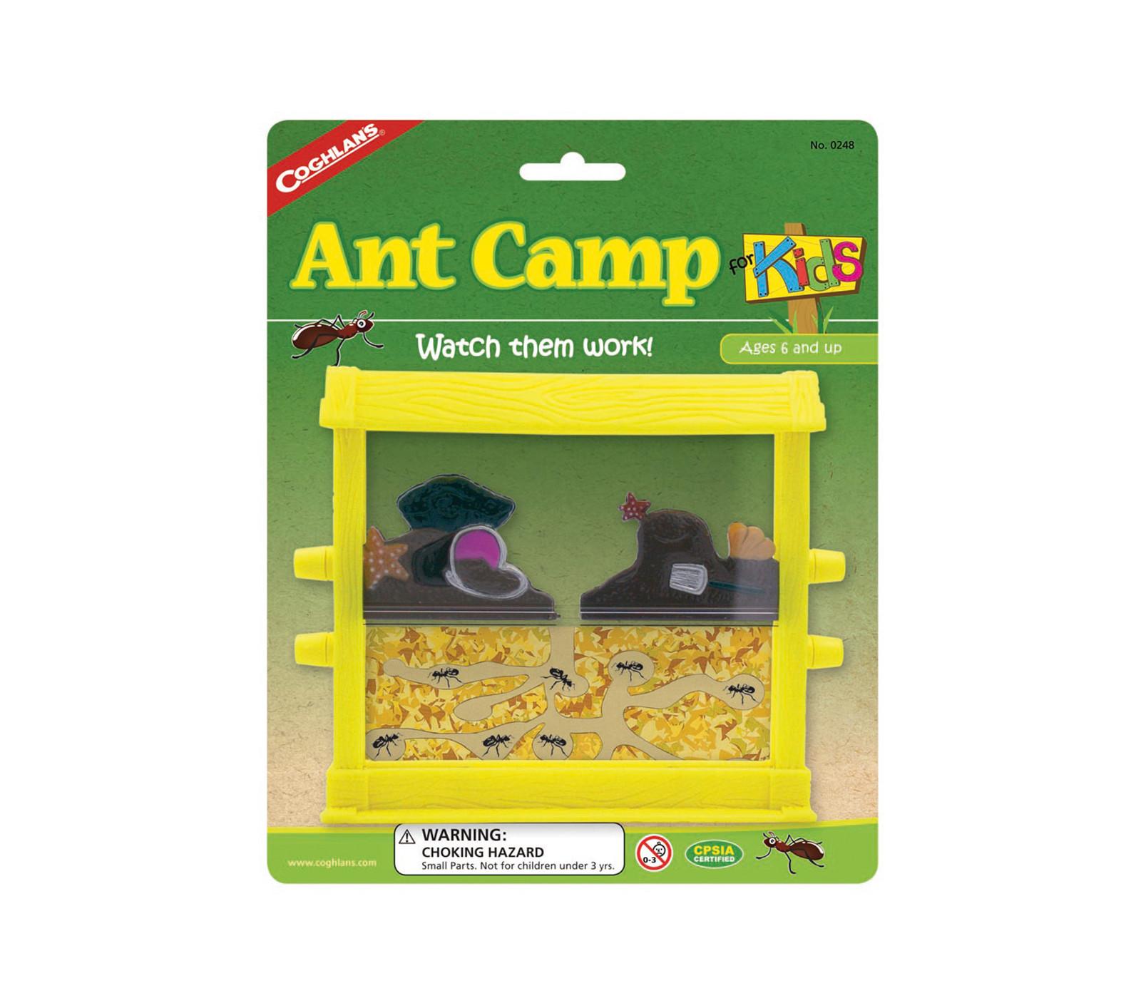 Coghlan's Mierenkamp Kinderen
