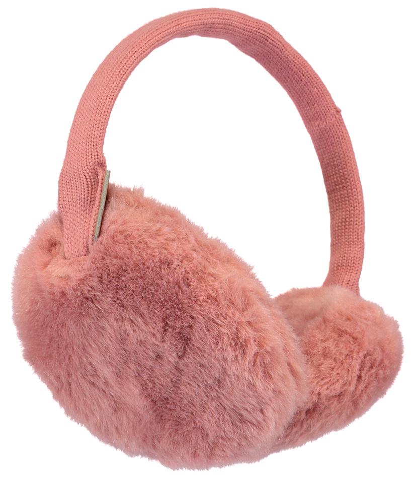 Barts Plush Earmuffs Dames
