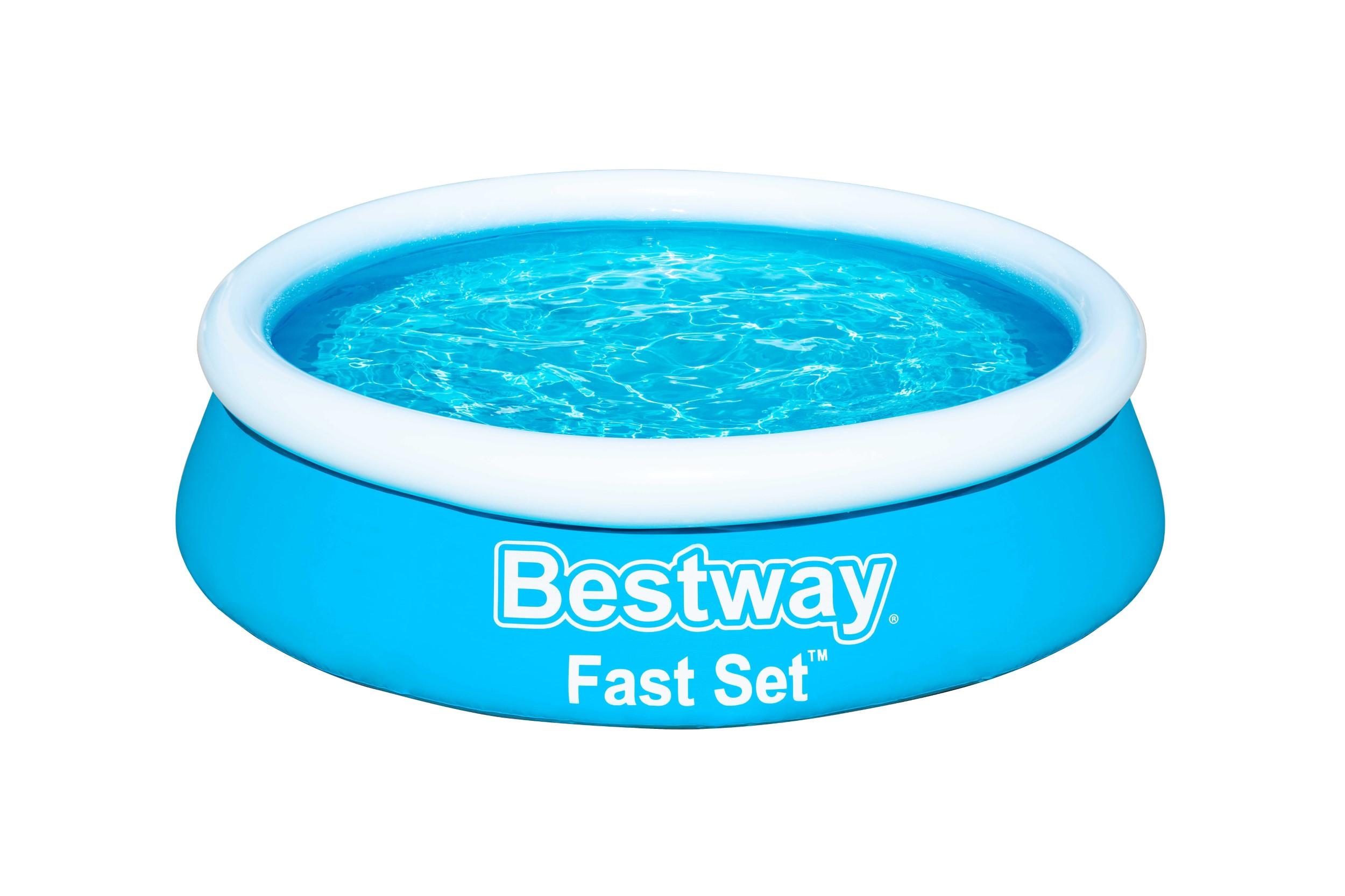 Bestway Zwembadset Rond 183