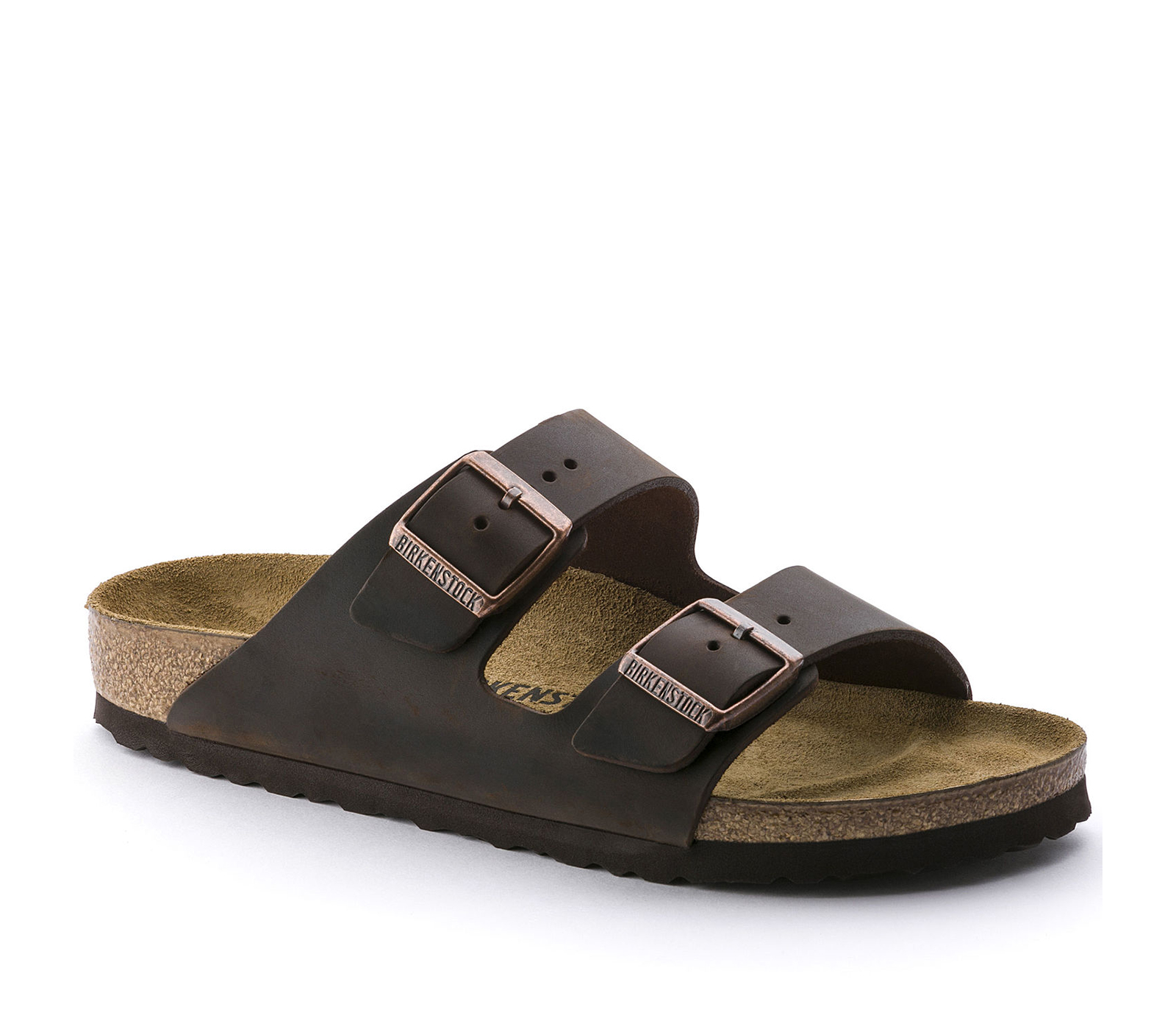 Birkenstock Arizona Leren Slippers