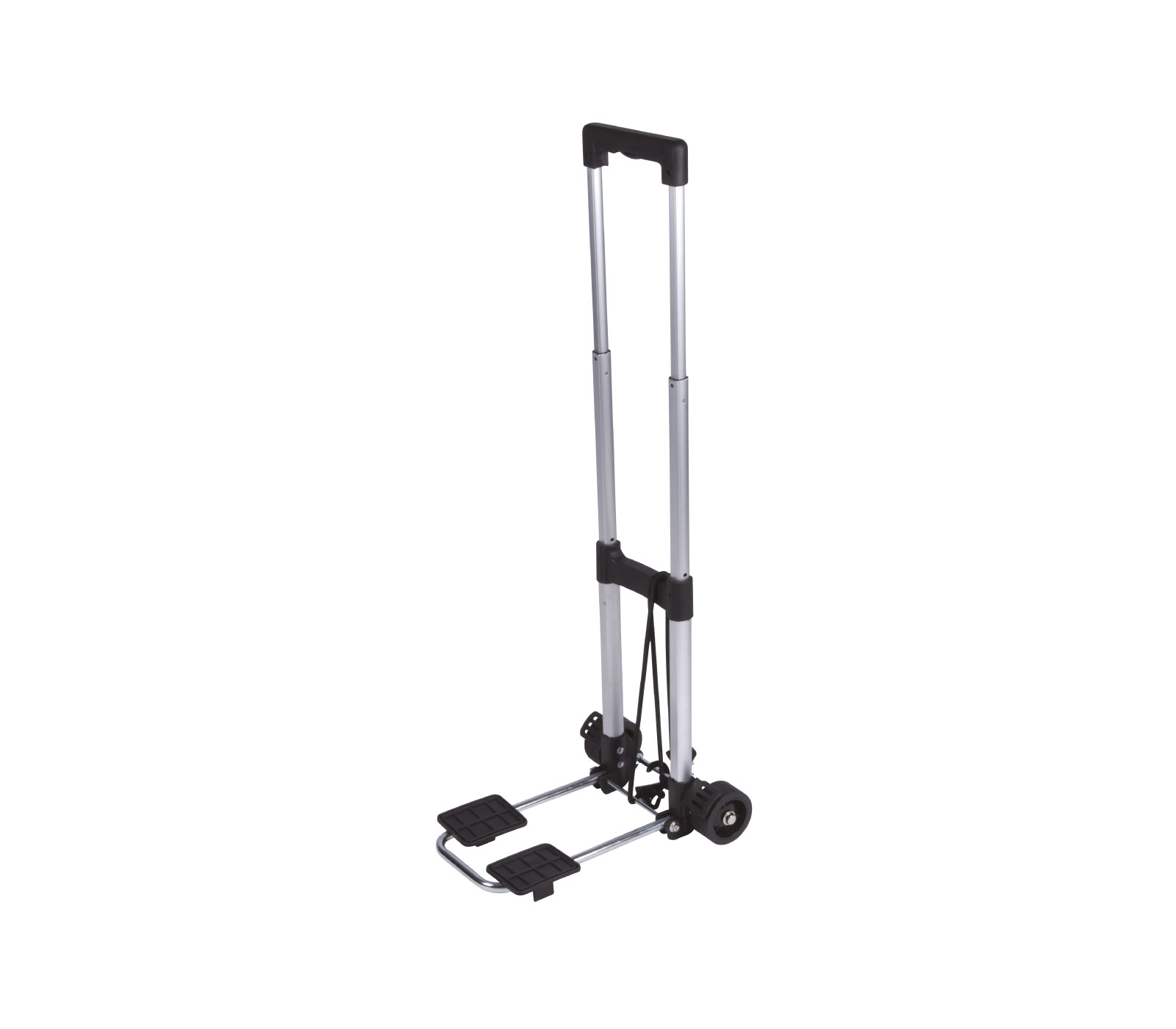 Bo-camp Bagagetrolley Compact