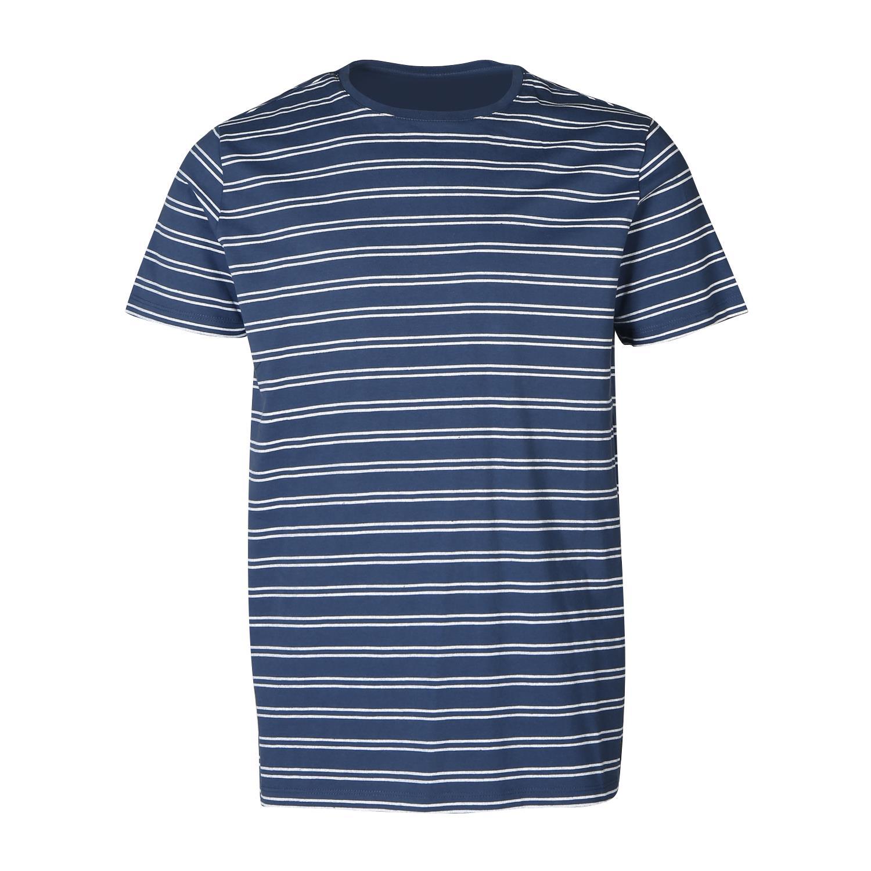 Brunotti T-shirt Tim Twin Stripe Heren