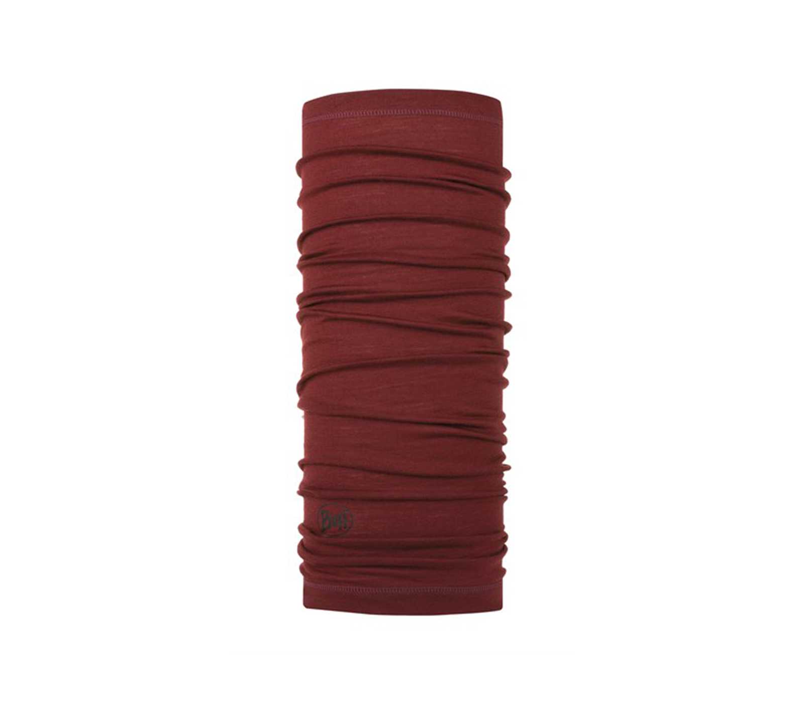 Buff Lw Merino Wool Solid Nekwarmer