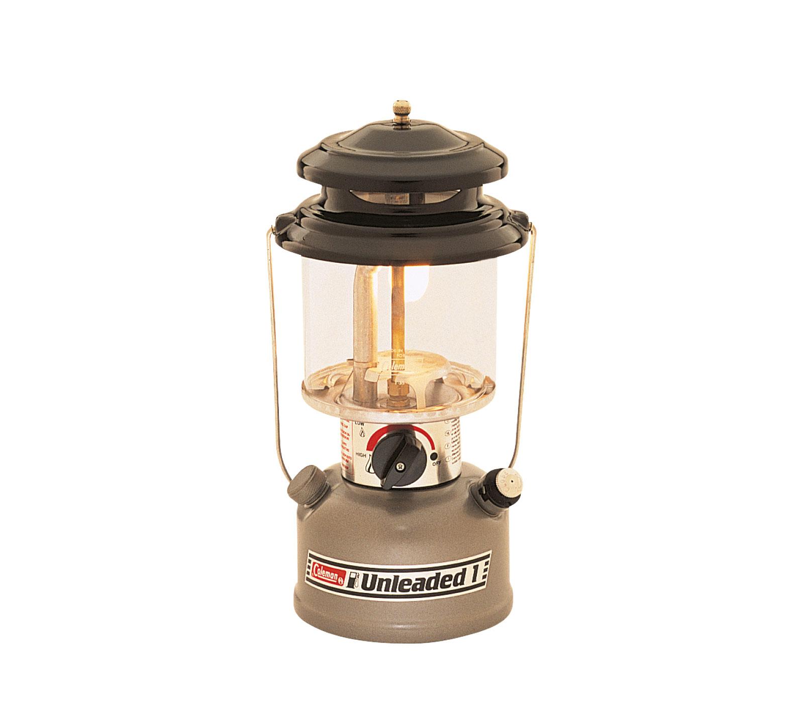 Coleman Mantle Lantern Unleaded
