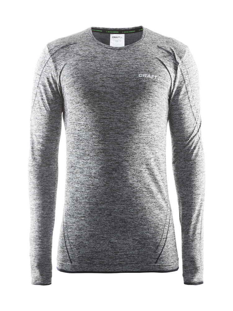 Craft Active Comfort Roundneck Ls Heren