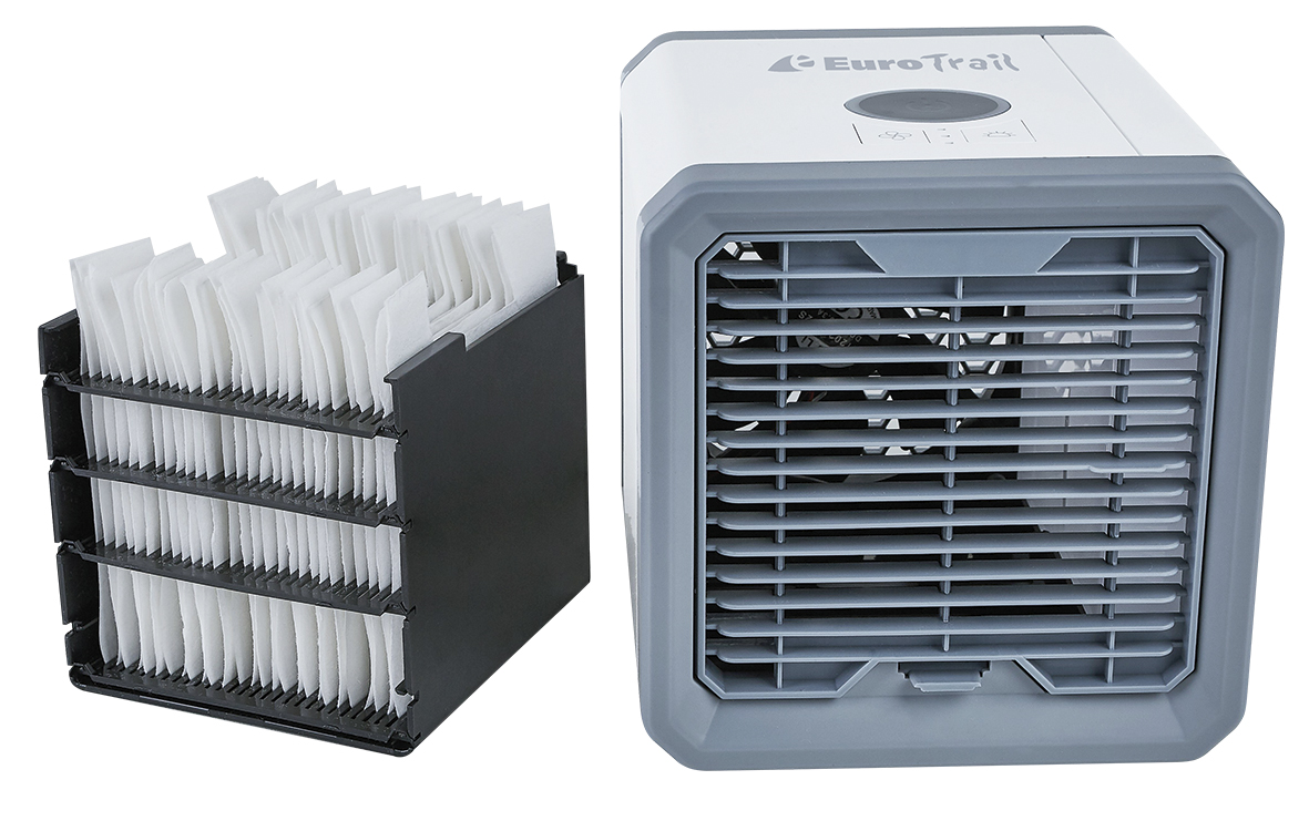 Eurotrail Air Cooler Rechargable