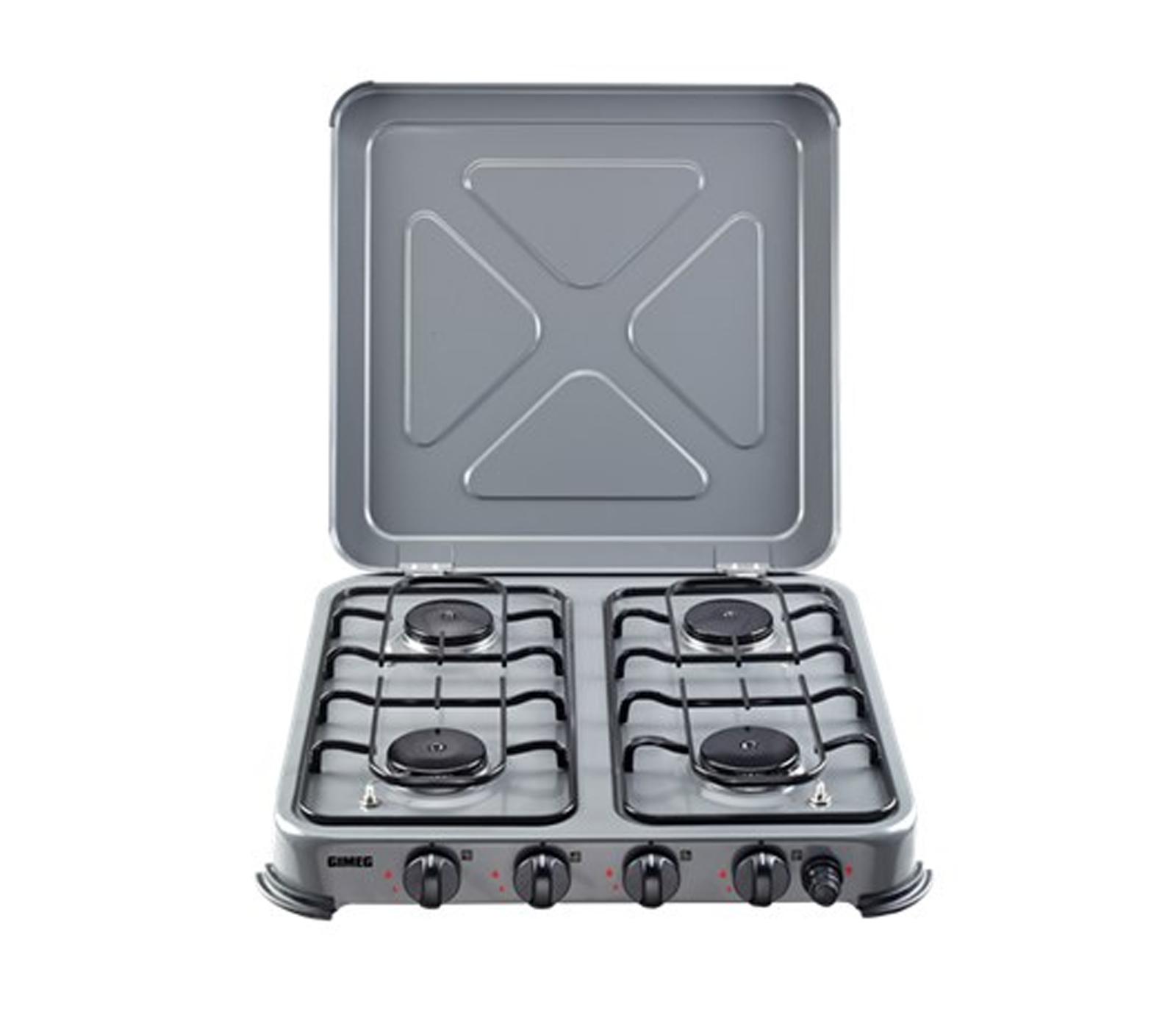 Gimeg Kooktoestel 4-pits Dlx