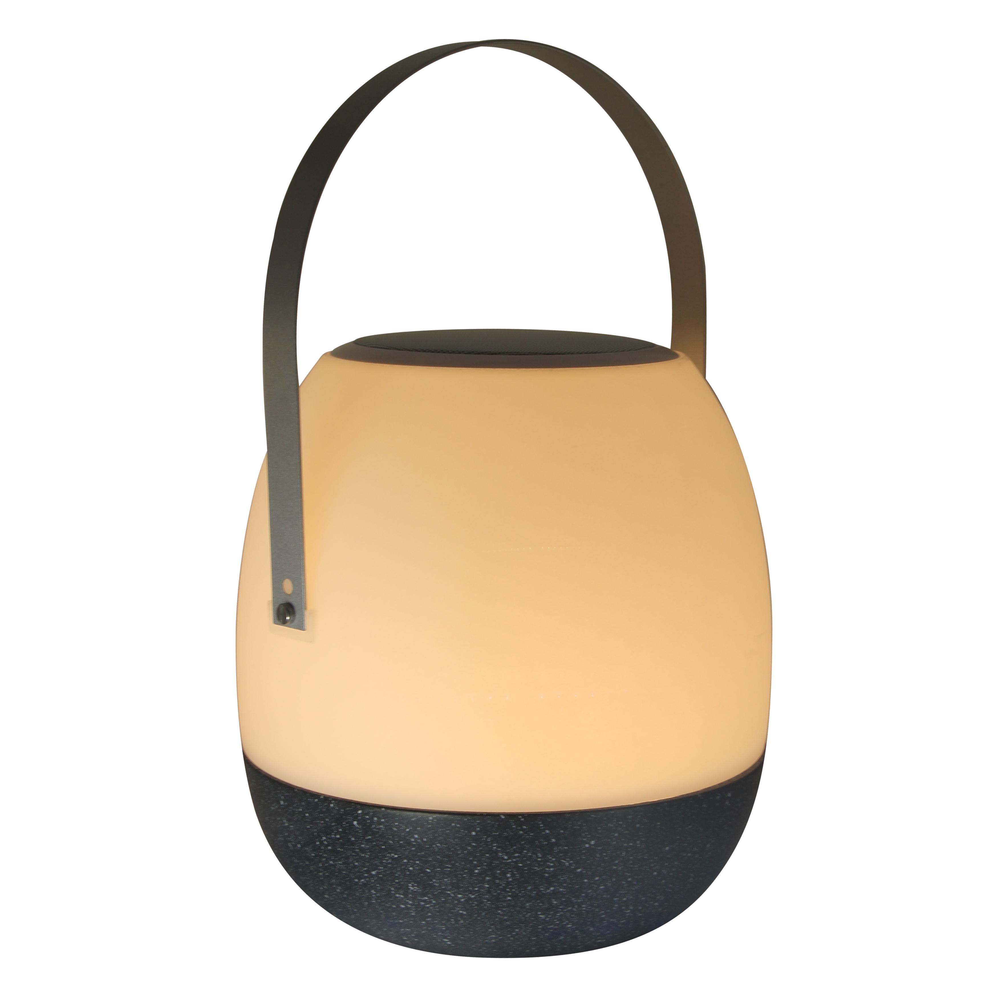 Human Comfort Cosy Lamp Pintac Concrete