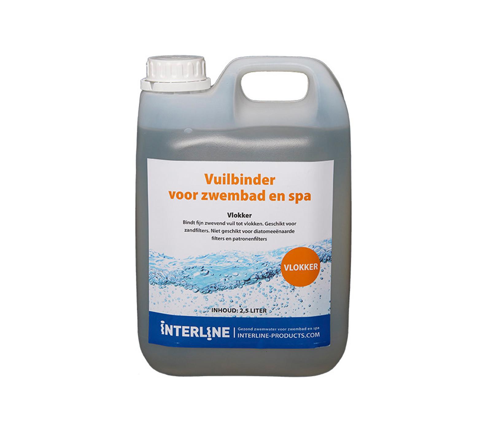 Interline Vlokkingsmiddel 2,5 Liter