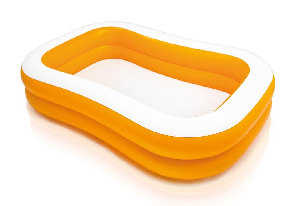 Intex Mandarin Family Pool Opblaaszwembad