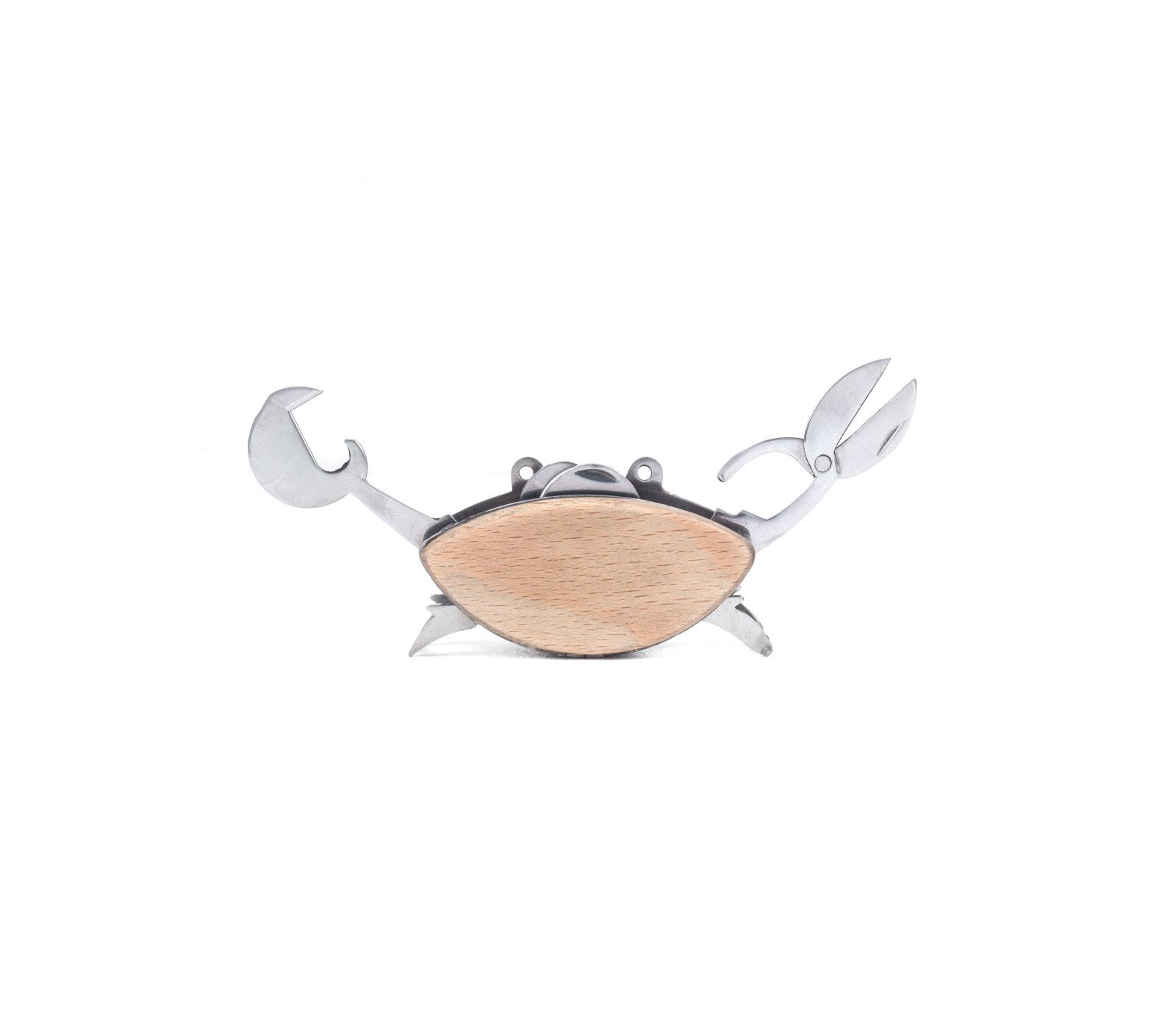Kikkerland Crab Multitool