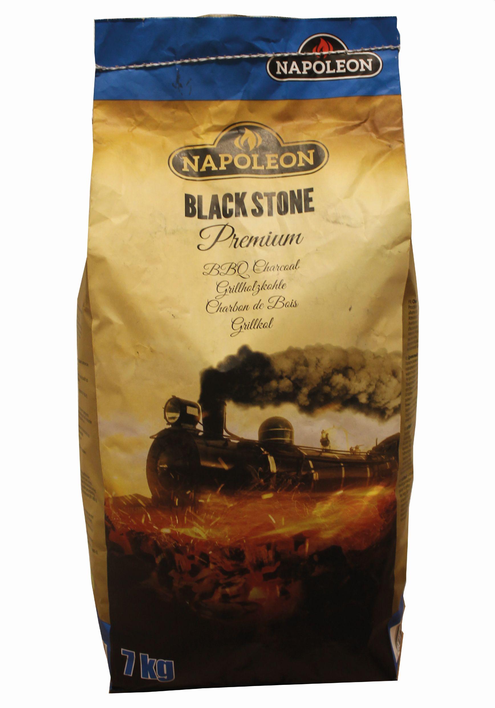 """Napoleon """"blackstone"""" Houtskool 7kg"""