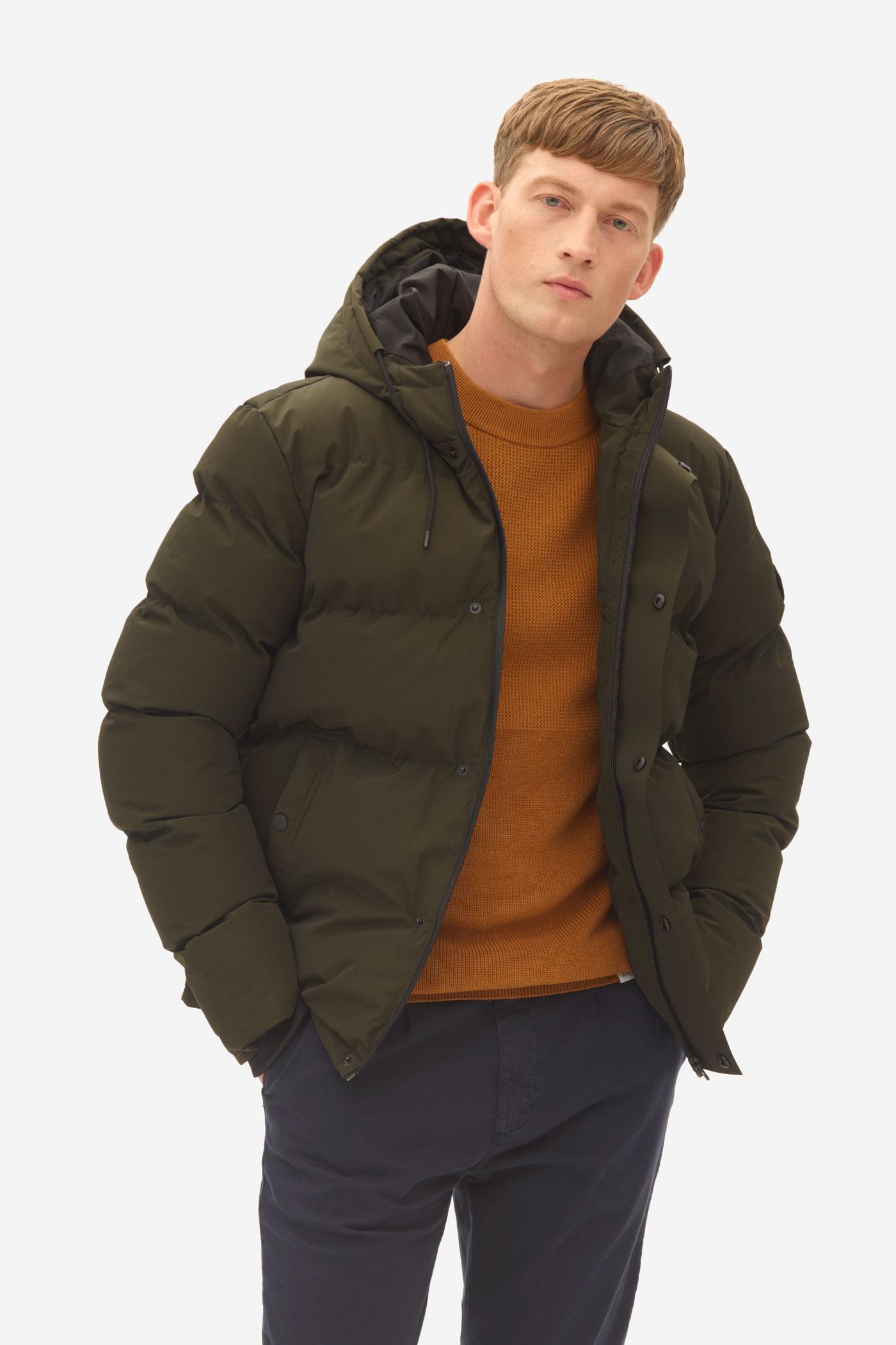 Nowadays Puffer Jacket Heren