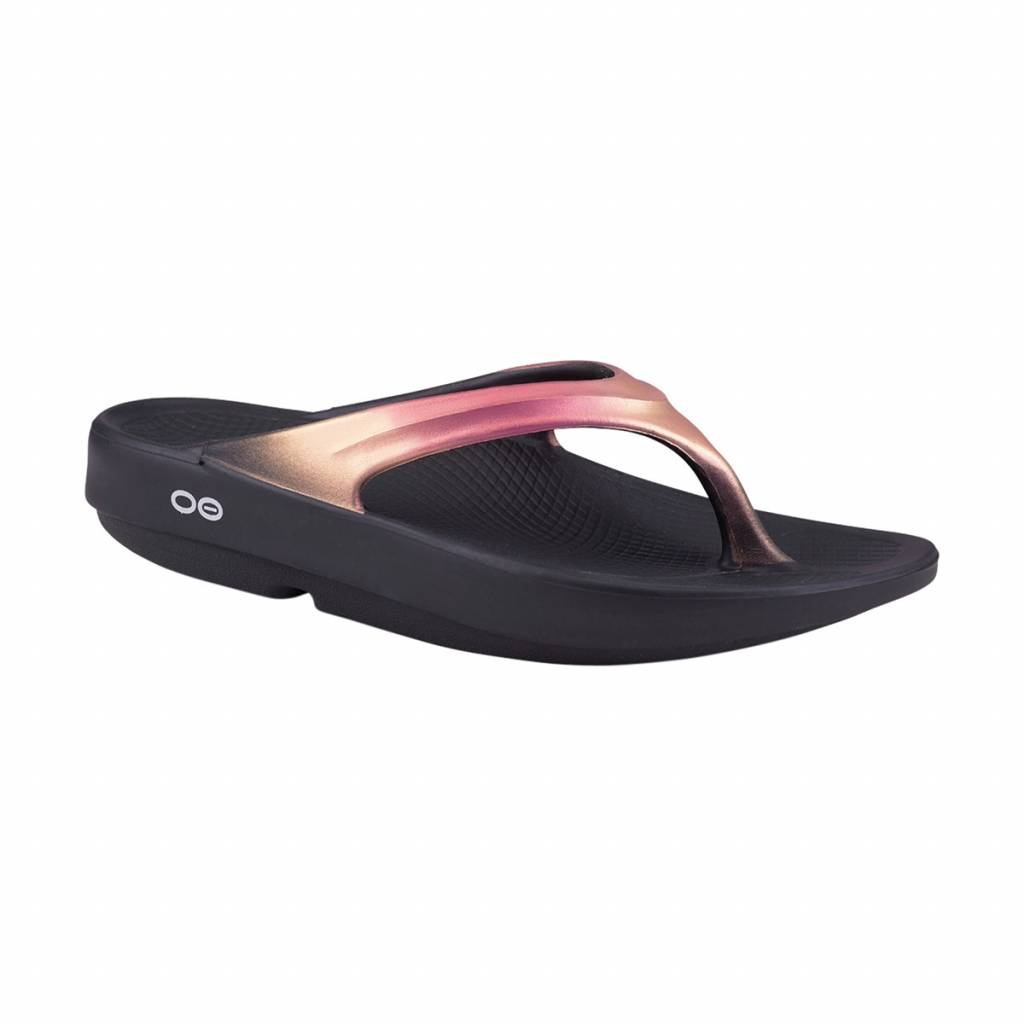Oofos Oolala Luxe Teenslippers Dames