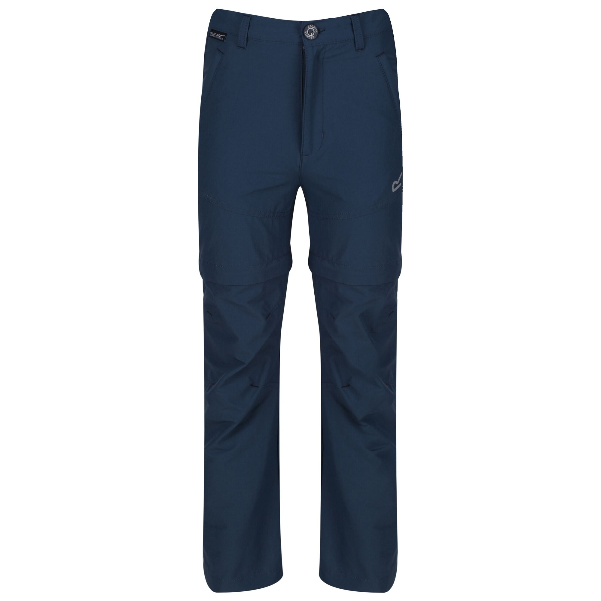 Regatta Hikefell Stretch Zip-off Kinderen