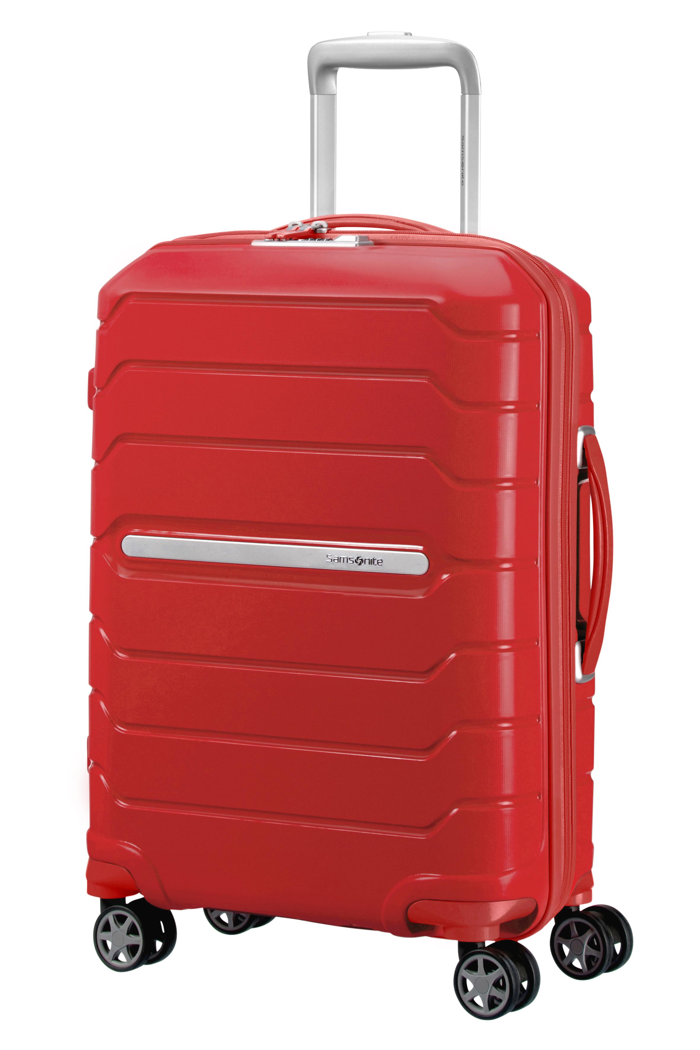 Samsonite Flux Spinner 55 Uitbreidbare Koffer