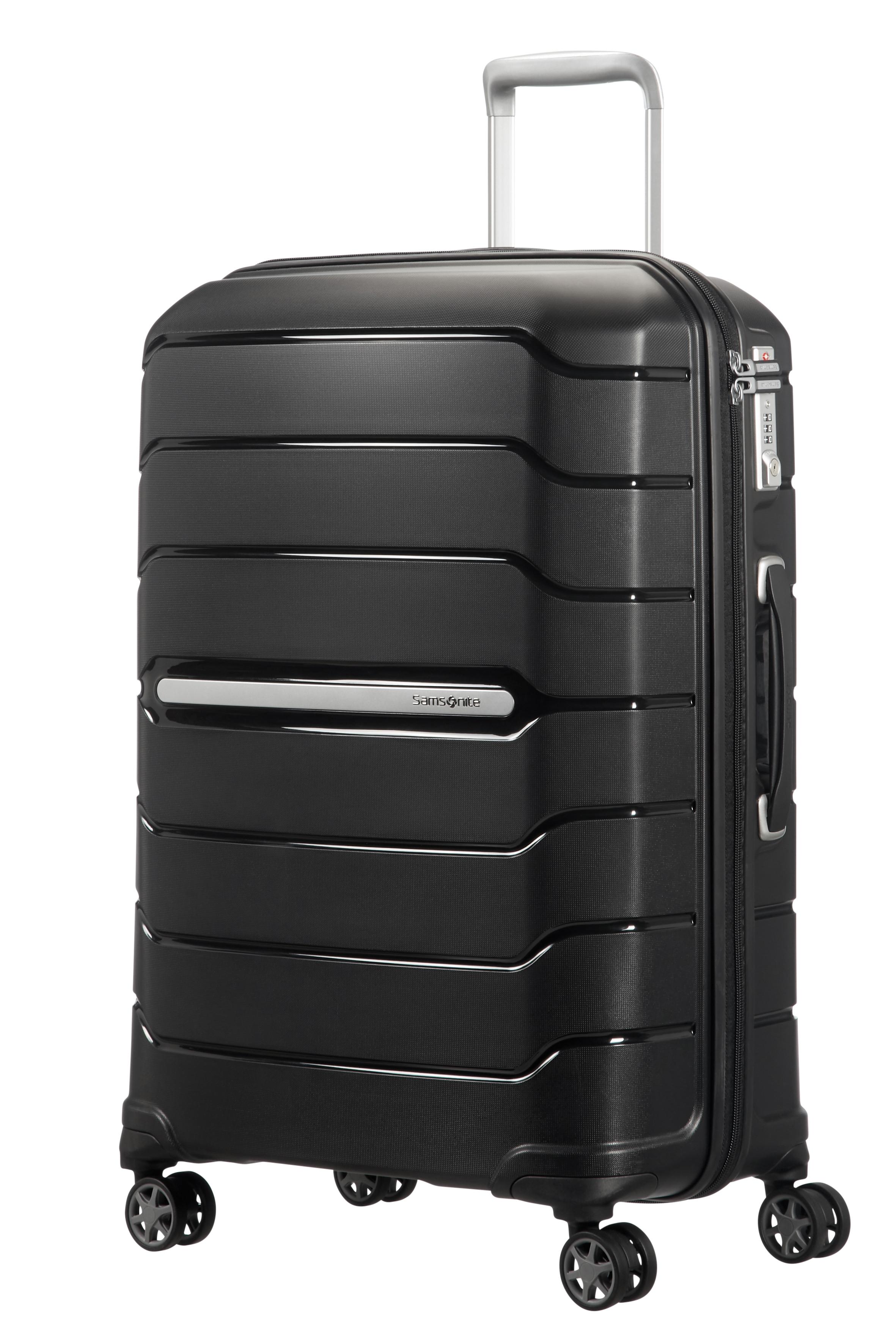 Samsonite Flux Spinner 68 Uitbreidbare Koffer