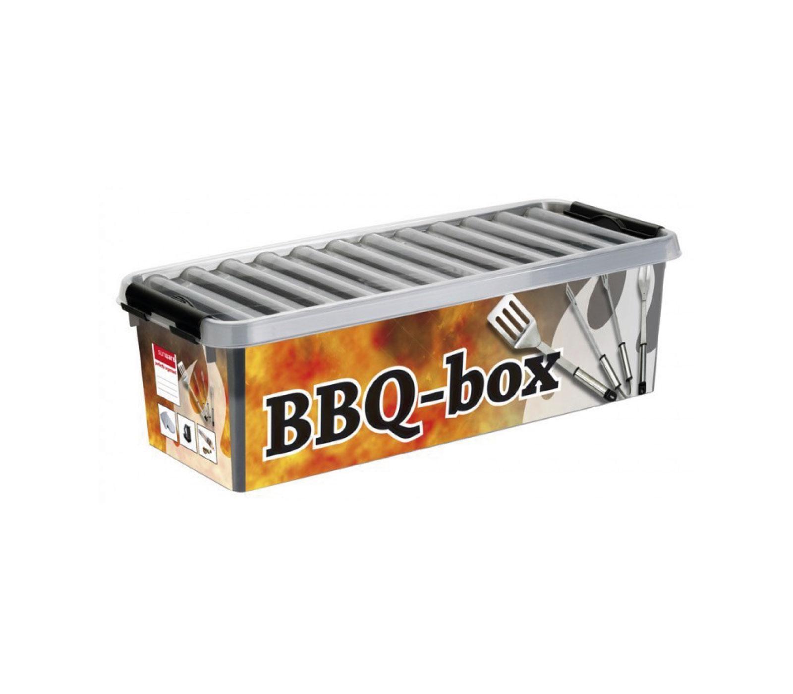 Sunware Bbq Box