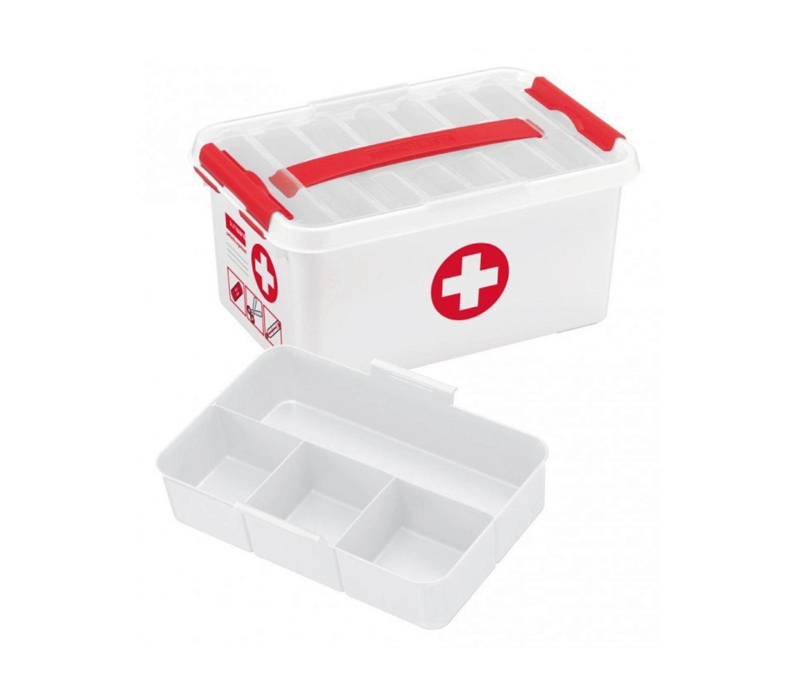 Sunware Q-line Ehbo Box